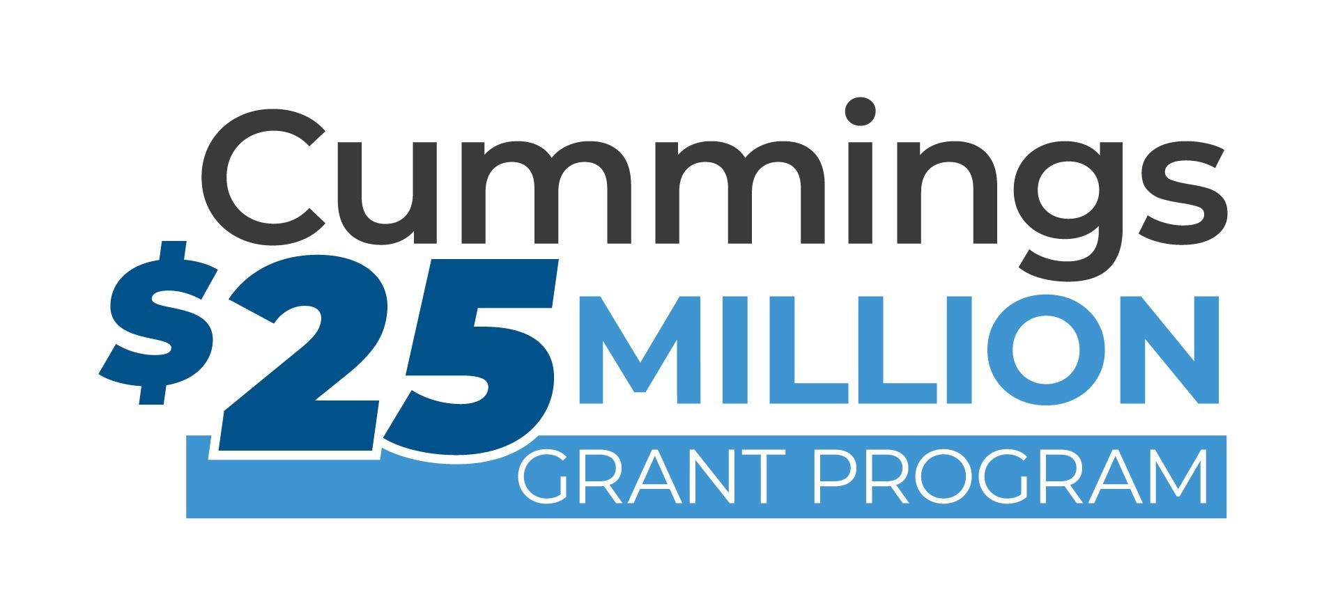 Cummings 25 Mil Logo